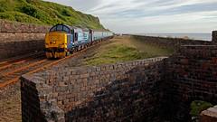Bricks & Concrete (Richie B.) Tags: english electric rail trains class cumbria british 37 northern services direct parton drs 37425 2c47