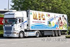 Scania 580 V8  I  M.E.C.  160605-005-c4 JVL.Holland (JVL.Holland John & Vera) Tags: holland netherlands truck canon europe transport nederland mec vervoer i jvlholland scania580v8