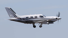 New Piper Aircraft PA-46-500TP Meridian N53AL (ChrisK48) Tags: 2006 aircraft airplane dvt kdvt meridian n53al newpiperaircraftpa46500tp pa46 phoenixaz phoenixdeervalleyairport