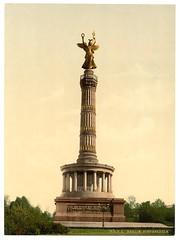 Berlin (21) (DenjaChe) Tags: berlin 1900 postcards 1900s postkarten ansichtskarten