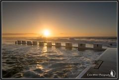Splash (Emma White ( ... somewhere ... )) Tags: ocean longexposure sunrise newcastle nikon long exposure photographer tide baths nsw swell merewether merewetherbeach oceanbaths emmawhite