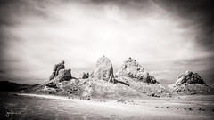 Trona Pinnacles in Infrared (josefrancisco.salgado) Tags: california usa nikon desert unitedstatesofamerica infrared desierto nikkor infrarrojo tronapinnacles infrarroja hoyar72filter 2470mmf28g d810a
