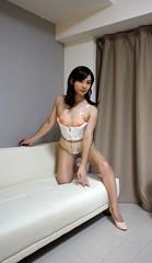 DSC07615: body makeup (mimo-momo) Tags: japanese underwear crossdressing transvestite crossdresser crossdress