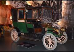 RENAULT AG Taxi (1910) (baffalie) Tags: auto old classic car vintage italia expo voiture retro coche ancienne classica musum muso worldcars