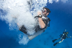 2705 Chris Middleton (KnyazevDA) Tags: sea underwater wheelchair scuba diving disabled diver padi undersea handicapped amputee disability
