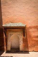 Door (Trav155) Tags: door old sun texture wall shadows fujifilm marrakesh cracks tombs xt1