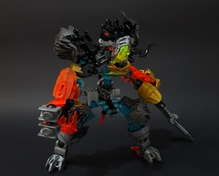 bioalien03 (chubbybots) Tags: lego alien bionicle