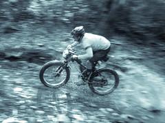 Adam (Neil Ennis) Tags: cycling mtb creekroad creekcrossing cabbagetreecreek daguilarnationalpark
