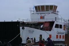 CNV00110 (aiy2012) Tags: scotland clyde greenock vessel shipyard mv caledonian macbrayne fergussons hallaig launchmotor