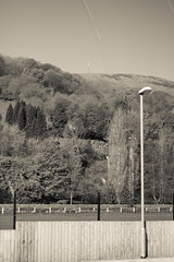 Light and lines. (L. McG.-E.) Tags: southwales spring risca riscarugby