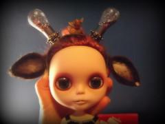 WIP- Ooak headband- Inspired by Dollno9