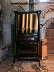 Lincoln Cathedral (usocphotos) Tags: cathedral lincolnshire organ lincoln anglican pipeorgan churchofengland lincolncathedral chamberorgan