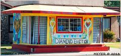 MISERY=PROFIT (akahawkeyefan) Tags: building dave colorful diamond business fresno service meyer eviction leeches