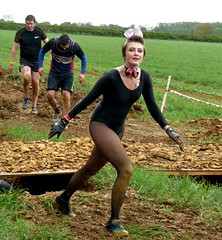 Rat Race 2013 (Lyndsey Bain) Tags: countryside mud runners stamford obstacles dirtyweekend burghley 20miles ratrun muddyzone 06miles