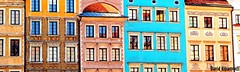 Architecture, Warsaw (David Ripamonti) Tags: windows urban abstract color building lines architecture colorful doors poland polska polish palace line warsaw porte minimalism palazzo edifici finestre