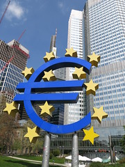 European Central Bank (PhilaMike) Tags: germany frankfurt europeancentralbank eurotower