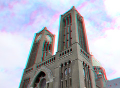 Sint-Bavo Cathedral Haarlem 3D