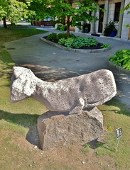 The Great White Whale (ArtFan70) Tags: sculpture usa art animal america ma unitedstates massachusetts gray whale pittsfield spermwhale whitewhale greatwhitewhale crgray thegreatwhitewhale