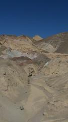 Artist Palette (memorybob) Tags: california landscape nationalpark united western deathvalley states furnacecreek artistpalette geologicformation
