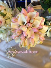 (Joyce Wedding Services) Tags: flowers wedding floral bride calla crystal sweet fresh lilies trendy tulip bouquet elegant arrangement classy centerpieces uploaded:by=flickrmobile flickriosapp:filter=nofilter