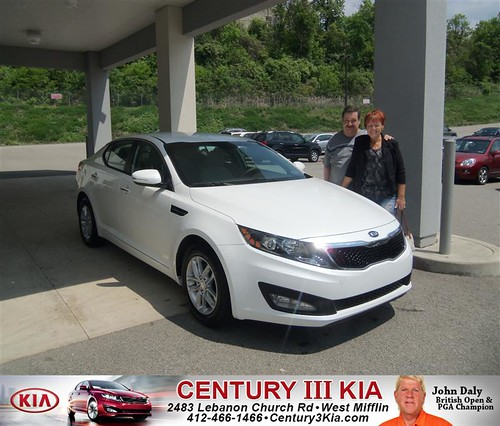 Century 3 KIA Customer Reviews and Testimonials West Mifflin, PA - Peter