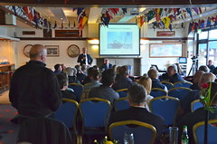 Q & A at the CHC Annual Public Meeting 2013 (cowescouk) Tags: public club island sailing harbour report meeting annual commission cowes