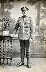Sergeant Fred (Jim) Rice DCM MM (Mrs Fogey) Tags: artillery mm ww1 worldwar1 sergeant dcm militarymedal royalgarrisonartillery distinguishedconductmedal