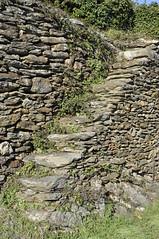 Insolite - Escalier mur