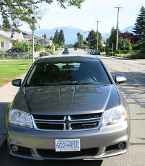 2012 Dodge Avenger SXT (D70) Tags: canada speed sedan drive bc 4 engine rental gas automatic burnaby dodge 16 mileage valves 67 transmission km 6000 2012 horsepower l4 drivetrain 173 avenger dohc sxt frontwheel 24l l100 bodystyle