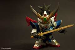 DSC_5894 (sumosam87) Tags: toy photography model battle brave warriors kit gundam gunpla sangokuden