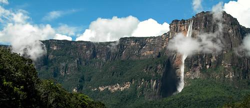 Panorama Salto Ángel