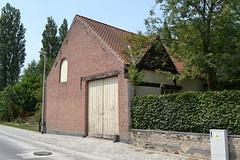 Vijfbunderstraat 11, Grembergen (Erf-goed.be) Tags: geotagged dendermonde hoeve oostvlaanderen grembergen archeonet herenhoeve geo:lat=510618 vijfbunderstraat geo:lon=41055