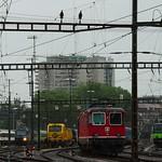 Bern, station