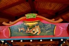 Carousel (Adventurer Dustin Holmes) Tags: carousel kansascityzoo 2013