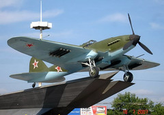 "Ilyushin Il-2 (4) • <a style=""font-size:0.8em;"" href=""http://www.flickr.com/photos/81723459@N04/9485369893/"" target=""_blank"">View on Flickr</a>"