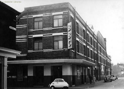 Hippodrome, Hulme, BBC Studio
