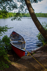 Haliburton Forest wild life reserve (Juls9598) Tags: park camping trees summer vacation sky lake ontario tree tourism nature water beautiful beauty landscape outside outdoors evening boat scenery natural outdoor background tranquility sunny panoramic canoe backgrounds canoeing spiritual relaxation tranquil equilibrium tranquilscene haliburtonforest 2013