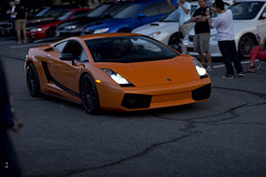 Lamborghini (SebastianMarin.com) Tags: orange nikon sebastian marin 14 85mm fast lamborghini supercar ais lambo polirizer sotrendy