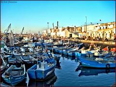 Tnger (luisferrarino) Tags: puerto marruecos hdr marinas tnger
