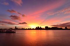 DSC_3169 (hgl428) Tags: sunset nikon wharf  taipei  d800 dadaocheng  2470mm  1424mm twatiutia