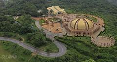 Pakistan Monument (SMBukhari) Tags: pakistan monument aerial heli islamabad fedral ispr pakistanmonument syedmehdibukhari smbukhari