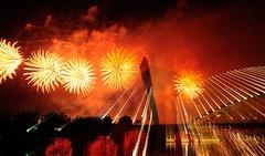 Putrajaya International Fireworks Competition 2013 (cm.yong) Tags: france fireworks putrajaya nikond3 nikon2470mmf28