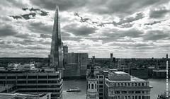 View South 2013 (Ian Smith (Studio72)) Tags: urban london monument skyscraper londonbridge cityscape southbank shard riverthames rx100 studio72 sonyrx100