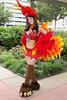"Otakon 2013 - Chocolina from ""Final Fantasy XIII-2"" (Ardias) Tags: color sexy beautiful smile costume pretty cosplay baltimore otakon chocobo animeconvention 2013 chocolina finalfantasyxiii2"