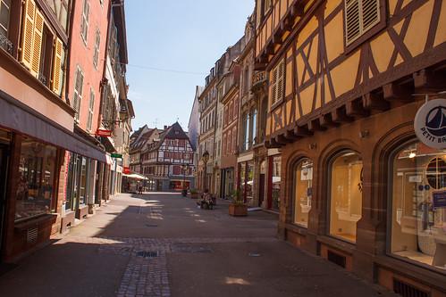 Centre ville de Colmar