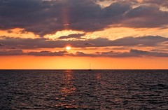 Corse - Sunset (_GuillaumeL_) Tags: trip sunset france beautiful landscape photography amazing photographie corse august olympus mm guillaume paysage zuiko omd 2013 em5 my guill llerousse leparmentier toug lepar mtoug