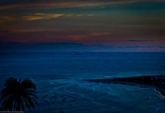 Sunset... (SathisBabu) Tags: sunset india water clouds canon landscape boats evening colours babu t3i vizag visakhapatnam 600d babuji canonwater canon600d msbabu canonbeaches sathisbabu msbabuji sathisbabum sathisbabumurugesan