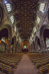 CHESTER CATHEDRAL 8MM (18mm & Other Stuff) Tags: uk england building church architecture canon 1 raw hand shot cathedral chester gb held 8mm chestercathedral samyang