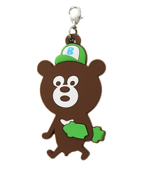 那隻跨下很有事的熊又來啦!~ WONDER BEAR 轉蛋第二彈登場!~