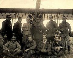 Raymond FABRE - War 1914 - 1918 (p.franche Occupé - Buzzy) Tags: france airplane war 1914 guerre avion juvisy firstwar permièreguerremonsiale